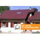 RENOVcolor - Hydrofuge coloré professionnel pour toitures