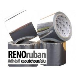 RENOruban - adhésif caoutchoux/aluminium