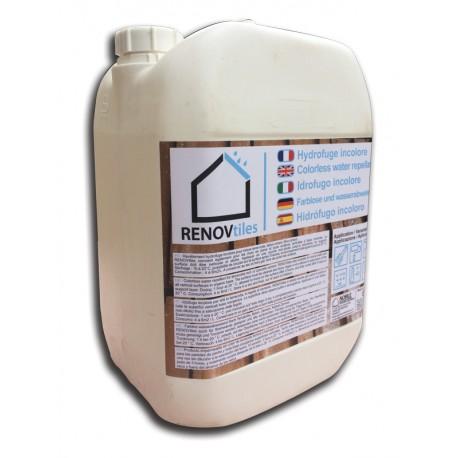 Hydrofuge Incolore professionnel pour toiture